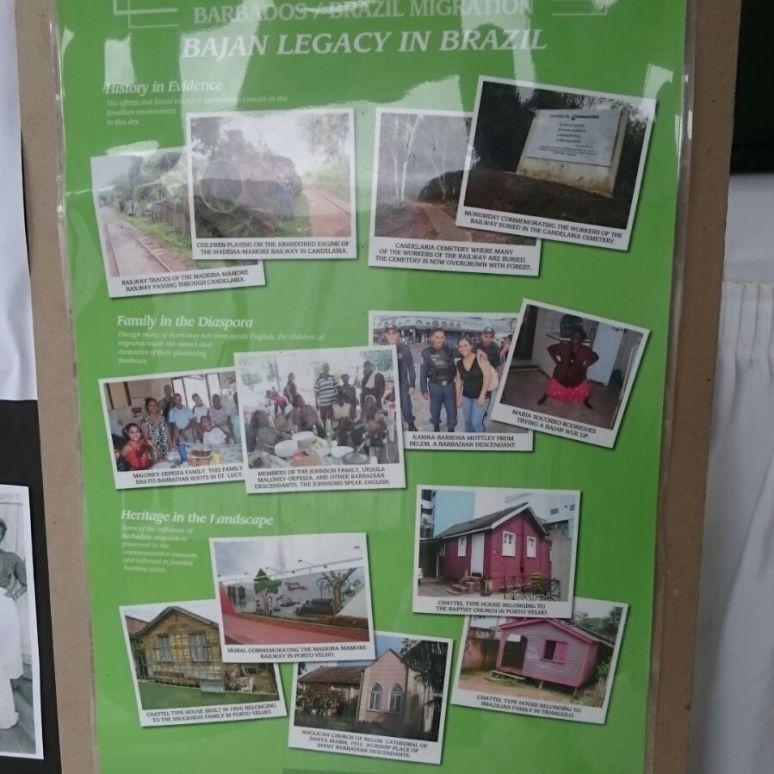 Bajan legacy in Brazil