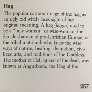 old higue poem