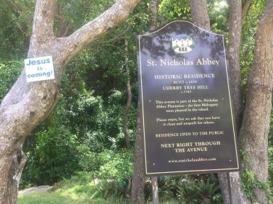 St. Nicholas Abbey