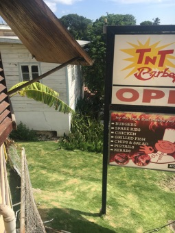 TNT Barbecue Hut