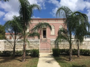 Nidhe Israel Synagogue and Museum, Bridgetown, Barbados