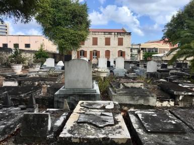 Nidhe Israel Synagogue and Museum, Bridgetown, Barbados