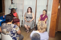 Sonia Farmer in conversation with Ayesha Gibson-Gill and Tara Inniss