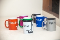 Fresh Milk Mugs