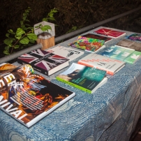 Publications bought at the Bocas Lit Fest 2018
