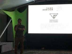 TVE with Third Horizon at the Miami Book Fair