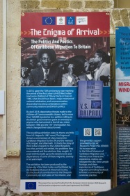 """""""The Enigma of Arrival: The Politics and Poetics of Caribbean Migration to Britain."""""""