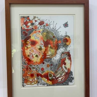 Work by Simone Asia at The Brighton Storeroom