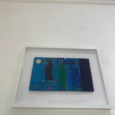 Work by Kraig Yearwood at The Brighton Storeroom